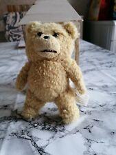 6.5 in. Ted Talking Plush Teddy Bear used