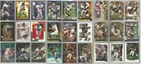 Atlanta Falcons 27 card 2000 insert lot-all different