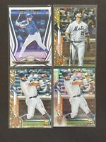 2020 PETE ALONSO Lot - Topps Chrome Prism Gold Cup, Gold Stars x2, Certified