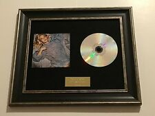 PERSONALLY SIGNED/AUTOGRAPHED ZARA LARSSON - SO GOOD FRAMED CD PRESENTATION.RARE