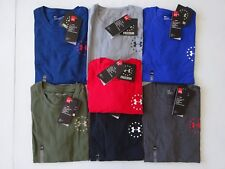 Under Armour Men's Freedom Flag Short Sleeve Tactical Tee NWT 2018