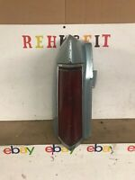 1981-1984 Lincoln Continental Town Car LEFT Tail Light OEM LH Quarter Extension