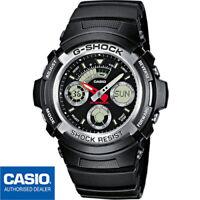 CASIO G-SHOCK AW-590-1AER⎪AW-590-1A®️ORIGINAL✈️ENVIO CERTIFICADO⎪NEGRO⎪💦200M