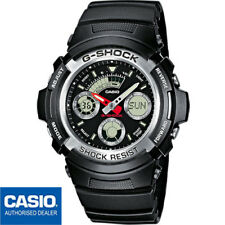 CASIO G-SHOCK AW-590-1AER*AW-590-1A*ORIGINAL*ENVIO CERTIFICADO*NEGRO*CAJA METAL