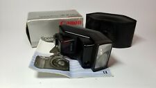 Canon Speedlight 300 EZ Flash Gun Boxed with Case