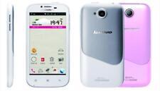 "Lenovo A706 3G Dual SIM 4GB ROM 5MP Wi-Fi Bluetooth Mobile Phone Android 4.5"""