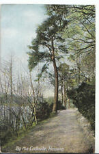 Scotland Postcard - By The Lochside - Haining - Selkirkshire - Ref 527A