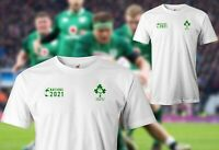 Ireland Six Nations Rugby t shirt win 2021