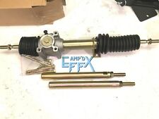 HEAVY DUTY RACK and PINION + TIE RODS - 11-14 Can Am Commander 800 1000 HD