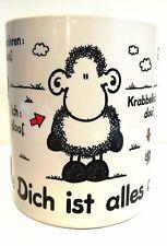Sheepworld Jumbo Tasse Maxi Becher Mug Porzellan NEU