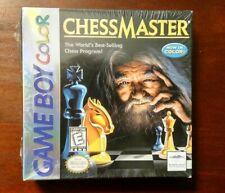 Chessmaster (Nintendo Game Boy Color, 1999) Brand New!