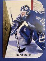 1994-95 Upper Deck SP Diecut #117 Felix Potvin Toronto Maple Leafs