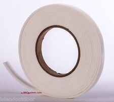 """1/2"""" Nomex high temp gasket seal - custom bbq pit smoker grill barbecue barbeque"""