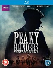 Peaky Blinders: The Complete Series 1 and 2 [Blu-ray]