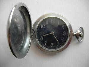 Vintage pocket Watch MOLNIJA BIRD, SOVIET/USSR, RUSSIA