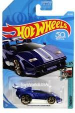 2018 Hot Wheels #82 Tooned Lamborghini Countach