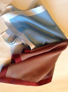 Daks Two Sets Handkerchief Pocket Square  by British Designer 100% cotton new j