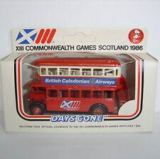 Lledo: Days Gone: 1932 AEC Regent Double Deck Bus: COMMONWEALTH GAMES : DG15011a
