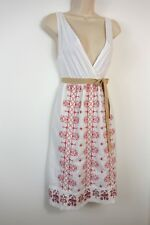 ODD MOLLY Cotton dress Odd Molly embroidered cotton summer dress size 2