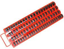 MLTOOLS Holds 85 Sockets Ball Bearing Clips Socket Organizer Tray T8316