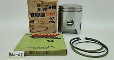 Yamaha 100 LS3 LS-3 Piston Ring Kit Size 52.50 NOS 382-11637-00