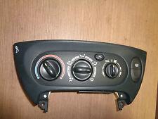 Bedienteil Heizung Klima 657120V Renault Megane I / Scenic Bj.95-99