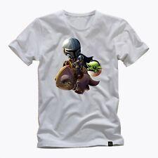 Adult Men/'s Movie Star Wars Holochess Grandmaster Chewbacca Silver T-shirt Tee