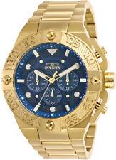 Invicta Men's 25829 Pro Diver Quartz Chronograph Blue Dial Watch