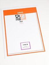 DAVO EASY CLEAR Self-Adhesive MOUNTS E170