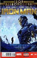 IRON MAN #22 (2012) - Marvel Now! - New Bagged