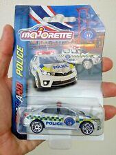 Majorette STRIPED Toyota Corolla Altis Thai Police (CSD) die-cast car [1:61]