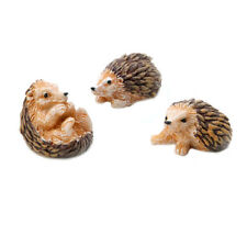 New listing Darice® Yard and Garden Minis - Hedgehogs - Resin - 1.25 inches - 3 pieces