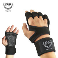 Unisex Weight Lifting Gloves Gym Exercise Workout Training Body Building Grips