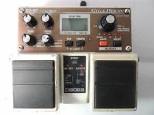 BOSS DD-20 GIGA DIGITAL DELAY/ECHO EFFECTS PEDAL  FREE S&H
