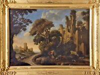 17/18th Century  Italian Old Master Original Oil Painting