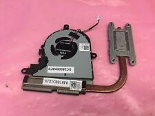 """Dell Inspiron 15 5570 15.6"""" Laptop CPU Cooling Fan W/ Heatsink NPFW6 GJ5DK"""