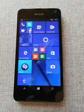Microsoft Lumia 650 Smartphone Windows 10 Mobile RAM 1 GB Schwarz / Silber