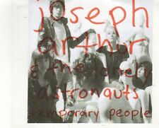 (GV298) Joseph Arthur, Temporary People - 2008 DJ CD