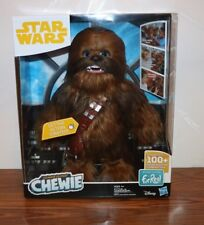 Disney Ultimate Co Pilot Chewie Star Wars Kids Electronic Chewbacca Toy Gift