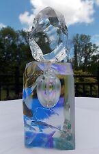 Vintage 1993 Steven Maslach Glass Perfume Bottle