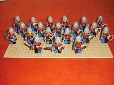 Lego 20 Drachenritter Ritter Castle Knights Figuren Sammlung Paket TOP