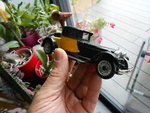 Ancienne Miniature Rio 1/43e Bugatti Royale 41-1928