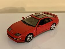 RARE!! Kyosho Nissan Fairlady Z 300Zx 1/18 Red - Used