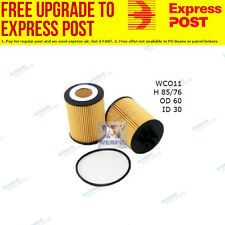 Wesfil Oil Filter WCO11 fits Holden Barina 1.4 Efi (XC)
