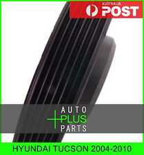 Fits HYUNDAI TUCSON 2004-2010 Crankshaft Pulley Harmonic Balancer Engine 2700Cc
