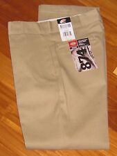 NWT Men's  Dickies Work Pants  sz  30 x 32     Classic Fit KHAKI