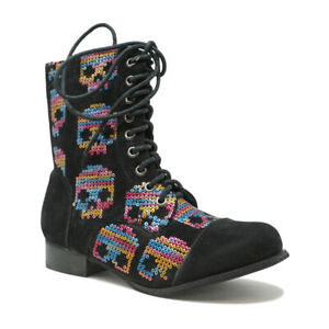 IRON FIST WOMENS SUGAR HICCUP COMBAT BOOT