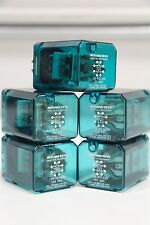 Lot of (5) Midland Ross 158-92T200 120VAC 10A 1/3Hp 8-Pin Relay