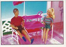 PANINI BARBIE STYLE STICKER 1995 - #46