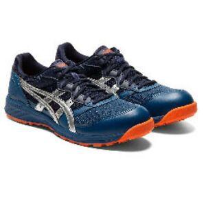 ASICS Safety Shoes 1273A006 2E JSAA fuzeGEL Mako Blue x Silver From Japan